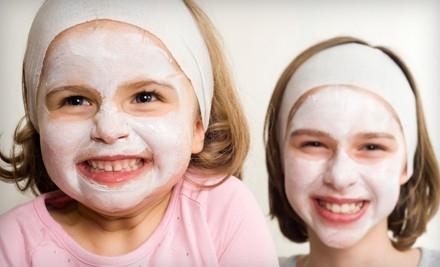 Kids Spa Deal in Atlanta: Glamour Girls Day Spa | Groupon Atlanta