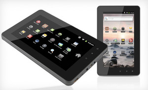 $149 for Coby Kyros Android Tablet