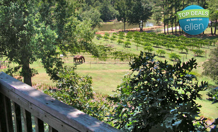 Up to 78% Off Winery Tour for 2 or 6 in Monroe