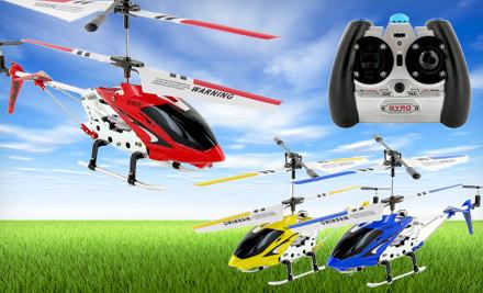 $29 遥控直升机